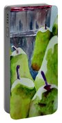 Columbus Pears Portable Battery Charger