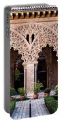 Columns And Arches No4 Portable Battery Charger