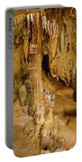 Columns In The Caves Portable Battery Charger