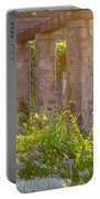 Columns In The Garden Portable Battery Charger