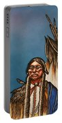 Comanche Moon Portable Battery Charger