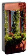 Come To My Window Portable Battery Charger by Karen Wiles