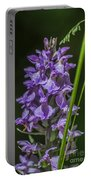 Common Spotted Orchid Portable Battery Charger