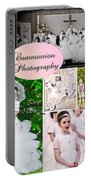 Communion Photography Portable Battery Charger