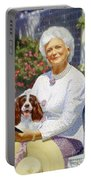 Companions In The Garden Portable Battery Charger