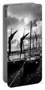 Concarneau Harbour Brittany France Portable Battery Charger