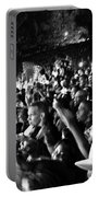 Concert Crowd Portable Battery Charger