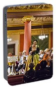 Concert In Vienna Portable Battery Charger