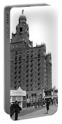 Coney Island Half Moon Hotel Portable Battery Charger