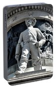 Confederate Soldier II Alabama State Capitol Portable Battery Charger
