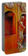 Confessional Halo Portable Battery Charger