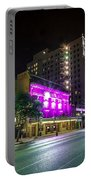 Congress Street In Downtown Austin Portable Battery Charger