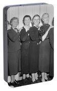 Congresswomen, 1938 Portable Battery Charger