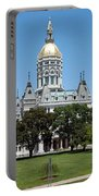Connecticut State Capitol Hartford Portable Battery Charger