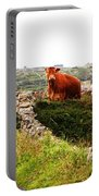 Connemara Cow Portable Battery Charger