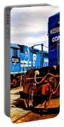 Conrail Choo Choo  Portable Battery Charger