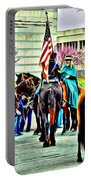 Constitution Hall Calvary Portable Battery Charger