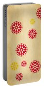 Contemporary Dandelions 1 Part 1 Of 3 Portable Battery Charger