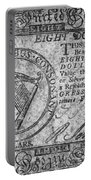 Continental Currency, 1777 Portable Battery Charger