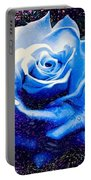 Contorted Rose Portable Battery Charger
