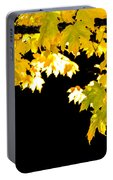 Contrast Of Autumn, Quincy California Portable Battery Charger