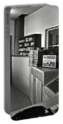 Control Room In Alcatraz Prison Portable Battery Charger