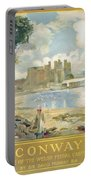 Conway Castle Portable Battery Charger