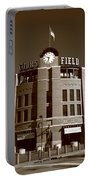 Coors Field - Colorado Rockies 20 Portable Battery Charger