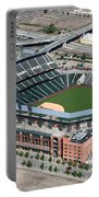 Coors Field Denver Portable Battery Charger