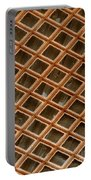 Copper Electron Micrograph Grid Portable Battery Charger