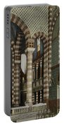 Coptic Church, Cairo, Egypt, 1906 Portable Battery Charger by Getty Research Institute
