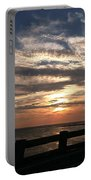 Coquina Sunset Portable Battery Charger