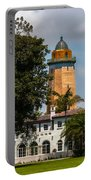 Coral Gables House And Water Tower Portable Battery Charger