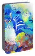 Coral Reef Dreams 3 Portable Battery Charger