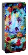 Coral Reef Impression 16 Portable Battery Charger