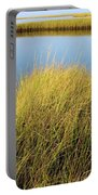 Cordgrass And Marsh, Southern Portable Battery Charger