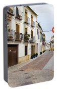 Cordoba Old Town Houses Portable Battery Charger