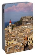 Corfu Town Portable Battery Charger
