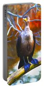 Cormorant Reds Portable Battery Charger