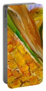 Corn In The Husk Portable Battery Charger