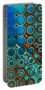 Cornered Portable Battery Charger by Wendy J St Christopher