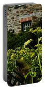 Cornish Cow Parsley  Portable Battery Charger