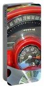 Corvette Dashboard Portable Battery Charger