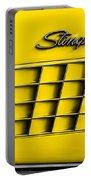 Corvette Gills Portable Battery Charger