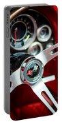 Corvette Steering Wheel Portable Battery Charger