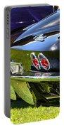 Corvette Stingray Portable Battery Charger