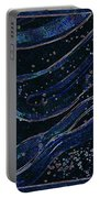 Cosmic Dancer By Jrr Portable Battery Charger by First Star Art