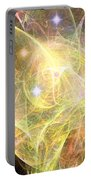 Cosmic Jubilation Portable Battery Charger