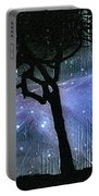 Cosmic Night Portable Battery Charger