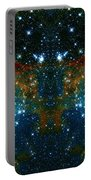 Cosmic Phoenix  Portable Battery Charger